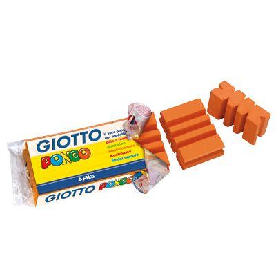 Fila Pasta Giotto Pongo Scultore 450Gr Bianco