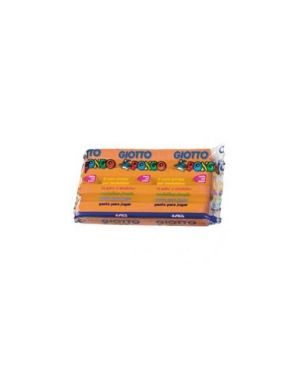 Pasta pongo arancio 450gr giotto 514410_36153 by Esselte