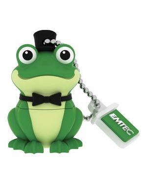 Usb2.0 m339 8g animalitos crooner frog ECMMD8GM339_EMTMD8GM339