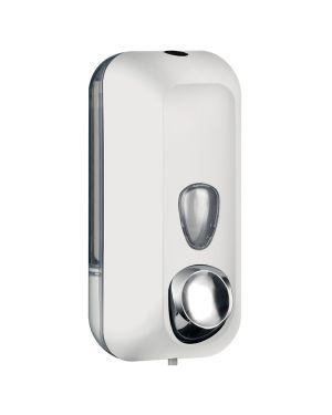 Dispenser sapone liquido 0,55lt bianco soft touch A71401BI 8020090042027 A71401BI_73962