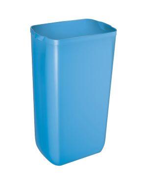 Cestino gettacarte 23lt azzurro soft touch A74201AZ 8020090081644 A74201AZ_73973 by Mar Plast