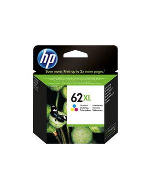 Cartuccia a getto d'inchiostro hp n. 62xl tri-color C2P07AE_HPC2P07AE