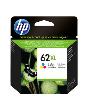 Cartuccia a getto d'inchiostro hp n. 62xl tri-color C2P07AE 888793376805 C2P07AE_HPC2P07AE