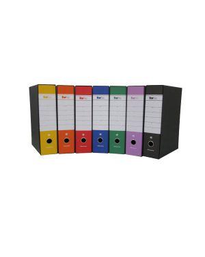 Registratore starbox f.to protocollo dorso 8cm giallo starline - sfuso STL4003 sfuso  STL4003 sfuso_STL4003S