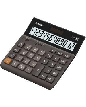 Calcolatrice da tavolo dh-12bk 12cifre casio DH-12BK 4971850091325 DH-12BK_72196
