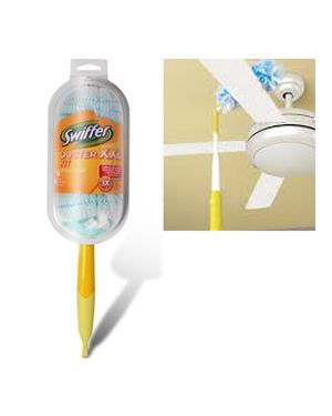 Swiffer duster xxl - starter kit completo con 2 piumini 5410076291090_74022 by Swiffer