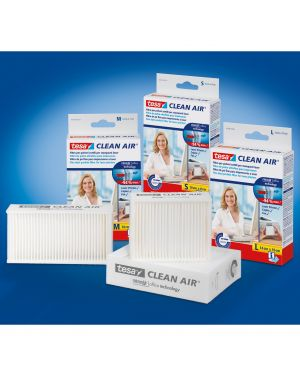 Filtro clean air s per stampanti e fax - 10x8cm - tesa 50378-00000-01 4042448154705 50378-00000-01_57590