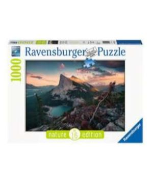 Tramonto in montagna- 1000 pz Ravensburger 15011A 4005556150113 15011A