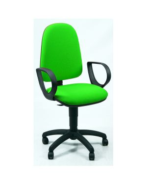 Sedia operativa jusb verde c - bracc JUSB/EV 8050043741660 JUSB/EV_73367 by Unisit