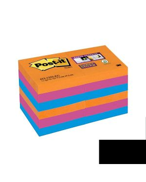 Bloc post-it supstic622-12ss-eg Post-it 74200 51141380889 74200_71241 by Post-it