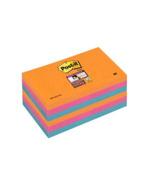 Post-it 655ss 76x127 super sticky electric POST-IT 91572 0051141968827 91572_71243 by Post-it