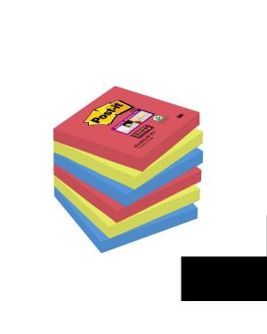Bloc post-it supstic654-6ss-jp Post-it 76431 51141968834 76431_71245 by Post-it