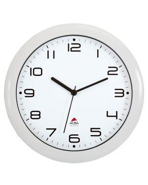 Orologio da parete hornew Ø30cm bianco alba HORNEW-BC 3129710013975 HORNEW-BC_74380