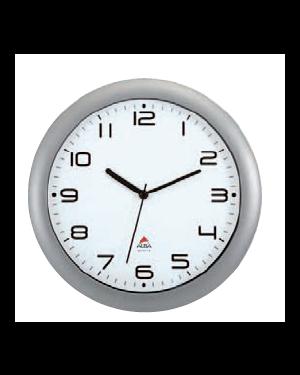 Orologio da parete hornew Ø30cm grigio metal alb HORNEW-M_74381