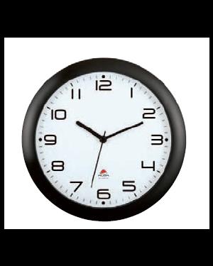 Orologio da parete hornew Ø30cm nero alb HORNEW-N_74382