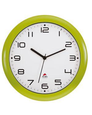 Orologio da parete hornew Ø30cm verde alba HORNEW-V 3129710014712 HORNEW-V_74384