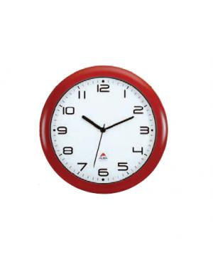 Orologio da parete hornew Ø30cm rosso alb HORNEW-R_74385