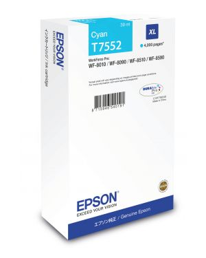 Tanica ciano xl EPSON - BUSINESS INK (S3) C13T755240 8715946540191 C13T755240_EPST755240