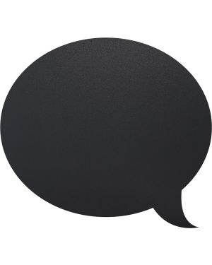 Lavagna da parete 'fumetto' silhouette securit FB-BUBBLE 8718226499714 FB-BUBBLE_74539 by Securit