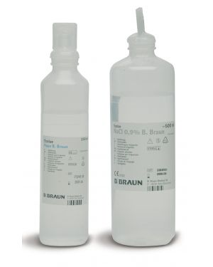 Soluzione fisiologica sodio di cloruro 250ml SOL002 8033406501095 SOL002_64267 by Pvs