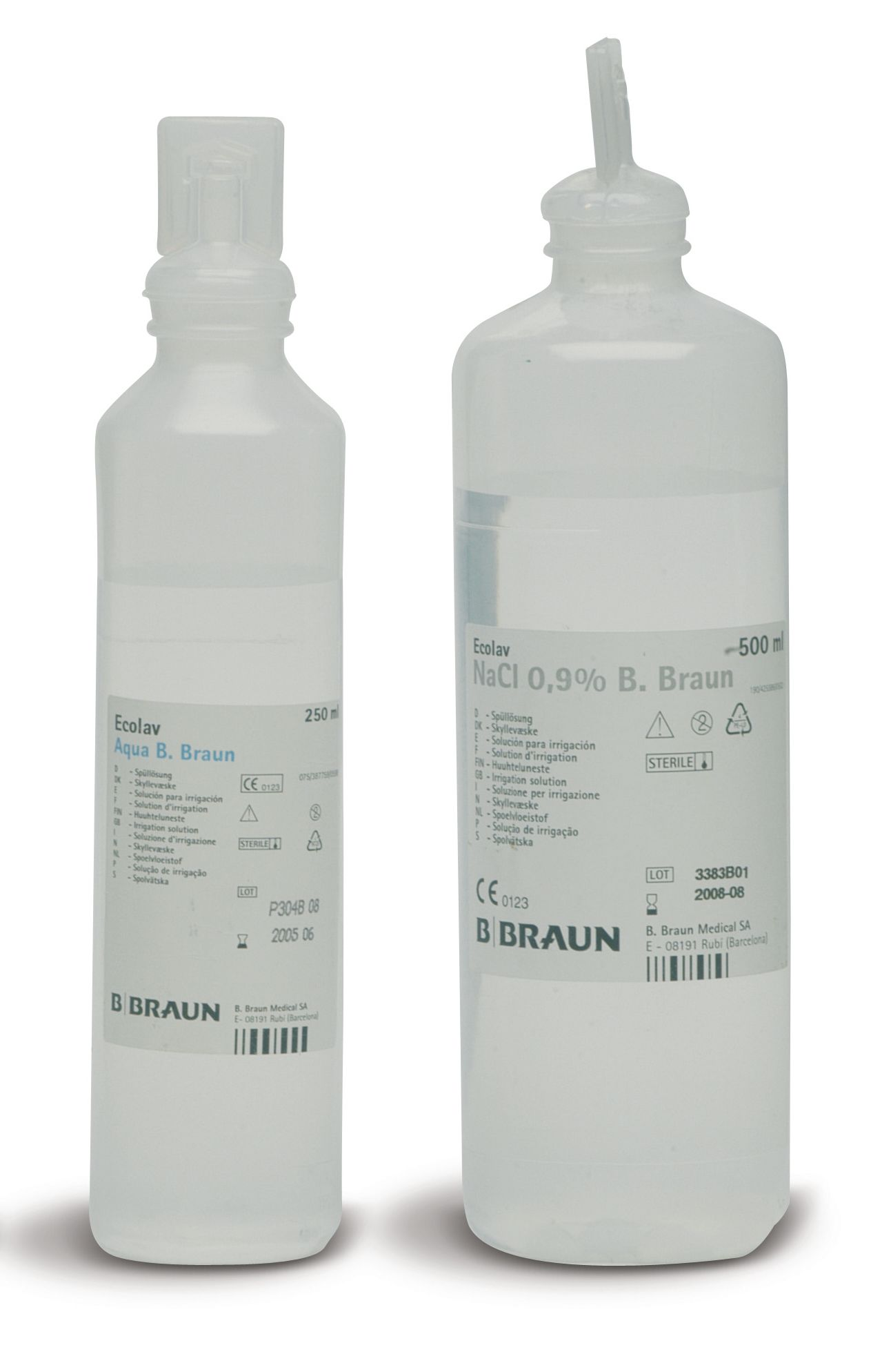 Soluzione fisiologica sodio di cloruro 500ml SOL004 3700443100011