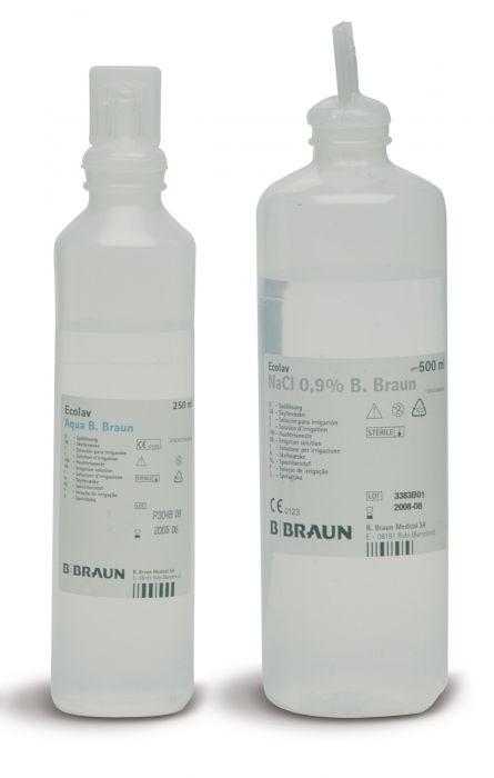 Soluzione fisiologica sodio di cloruro 500ml SOL004 3700443100011 SOL004_67197 by Pvs