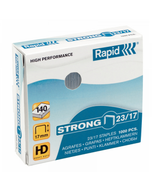 Fiocco Rapid 23 / 12mm Strong 1000pc 24870000