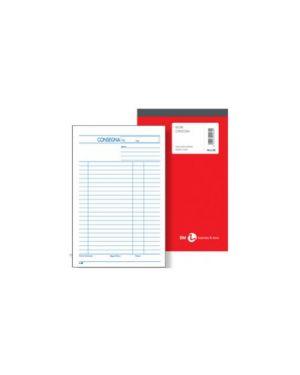 Blocco buoni di consegna 50/50 150x225mm carbonato art38 bm Confezione da 5 pezzi 0100065_53582