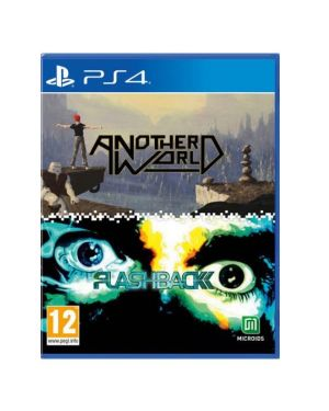 Ps4 another world  -  flashback 4Side 11819_EUR 3760156484334 11819_EUR