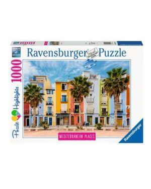 Mediterranean spain- 1000 pz Ravensburger 14977 4005556149773 14977