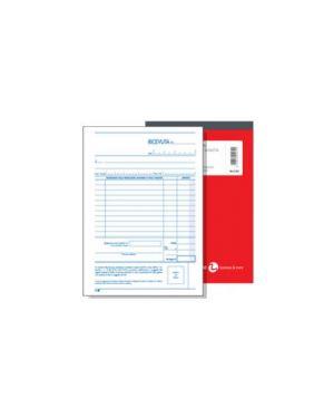 Blocco ricevute sanitarie 150x225mm 50fgx2copie ric bm Confezione da 5 pezzi 0100413_67695