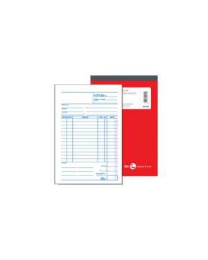 Blocco fattura 1 aliquota 150x225mm 35fgx3copie ric bm Confezione da 5 pezzi 0107136_67697