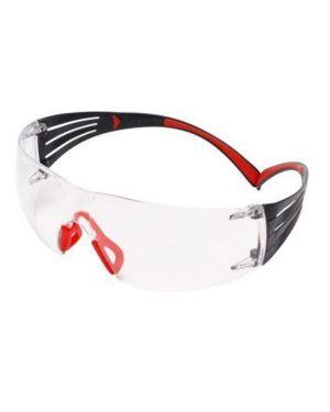 Occhiali securefit 400 rosso - grigio 3M 7100148026 4054596531536 7100148026