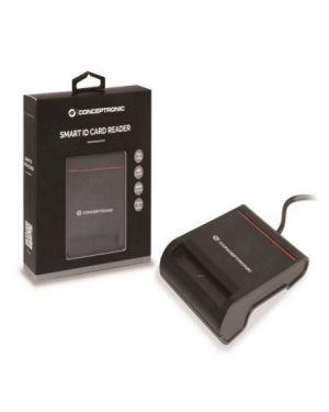 Smart id card reader Conceptronic SCR01B 4015867208427 SCR01B