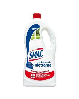 Smac sgrassatore pavimenti igienizzante 1 litro M74417 8002150036474 M74417_57823 by Esselte