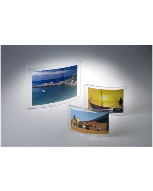 Portafoto orizz curvo 13x18 Tecnostyl PFM06A 8010026005592 PFM06A