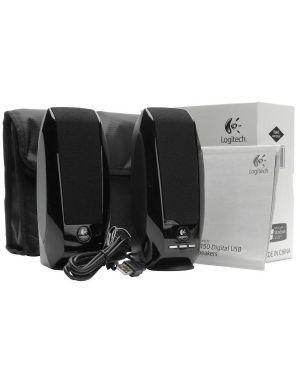 S150 2.0 speakers usb for business Logitech 980-000029 5099206004023 980-000029