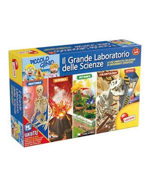 Piccolo genio il grande laboratorio delle scienze 43088_500152