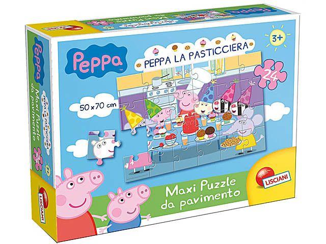 Puzzle da pavimento 24 peppa pasticcera 45730_500200 by Lisciani