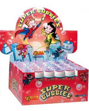 Bolle sapone super bubbles 60 ml G.6103 500212A G.6103_500212 by Villa