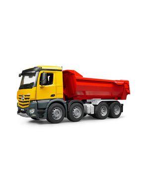 Camion mercedes benz arocs movimento terra 03623_500464