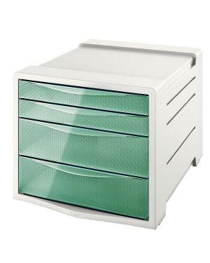Colour ice cassett. 4 cass.verde Esselte 626285 4049793054704 626285 by Esselte