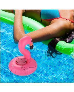 Pool speaker 3w flamingo Celly POOLFLAMINGO 8021735752097 POOLFLAMINGO