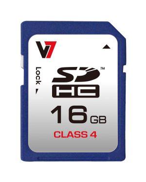 V7 sdhc 16gb VASDH16GCL4R-2E_J152271