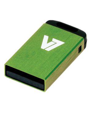 Nano usb stick 32gb green V7 - MEMORIES I VU232GCR-GRE-2E 4038489029232 VU232GCR-GRE-2E_J152372 by Axpro