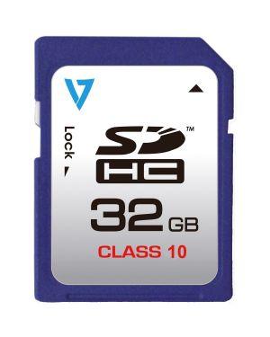 Sd card 32 gb sdhc cl10 V7 - MEMORIES II VASDH32GCL10R-2E 4038489029294 VASDH32GCL10R-2E_J152383 by Axpro