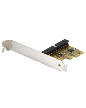 Scheda adattatore STARTECH - COMP. CARDS AND ADAPTERS PEX2IDE 65030825153 PEX2IDE_V930626