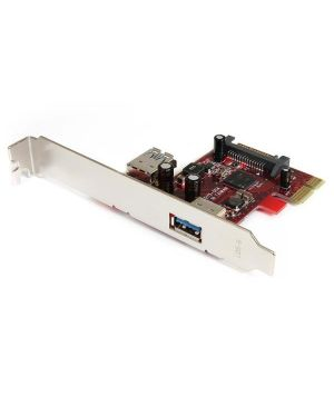 Scheda pcie usb 3 1x int STARTECH - COMP. CARDS AND ADAPTERS PEXUSB3S11 65030840040 PEXUSB3S11_V931086 by Startech.com