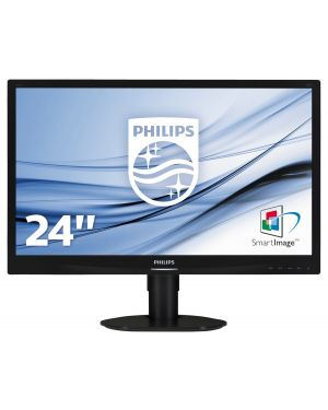 24in led 1920x1080 16:9 5ms MMD - PHILIPS MONITORS 241S4LCB/00 8712581617578 241S4LCB/00_Y260566 by Mmd - Philips Monitors