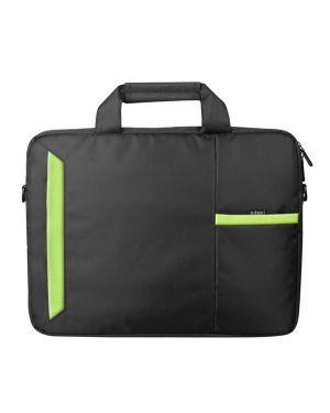 Notebag 15.6p black - green Nilox NX156BAGBCGR 8436556148200 NX156BAGBCGR